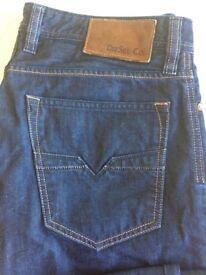 Diesel jeans mens new w32 l30