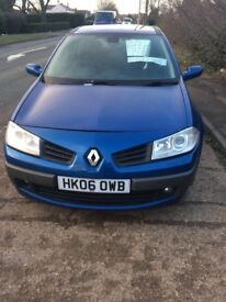 Renault megane for sale great price great car