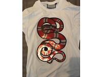 Gucci Snake web T shirt