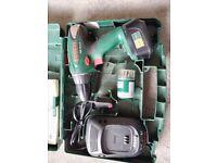bosch drill/driver psr 18 li-2