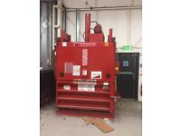CARD BOARD BAILING COMPACTOR