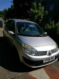 Renault scenic spares or repair