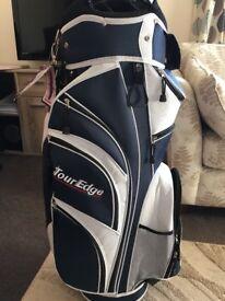 Tour edge golf bag