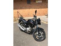 Yamaha YBR 125 cc 2015