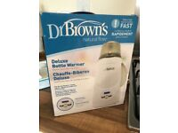 Dr Browns Deluxe Bottle Warmer