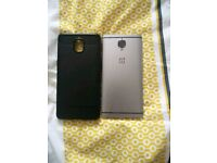 Oneplus 3 with spigen case rapid charge