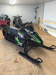2012 arctic cat F1100 TURBO SNO PRO 50TH ES/R