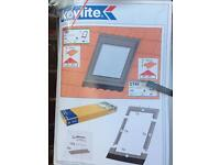 Keylite roof window flashing kits