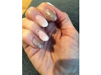 ACRYLIC SCULPTURED NAILS IN LOWESTOFT