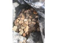 Rubble/stones