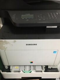 Samsung CLX-6260ND, repairable or spares