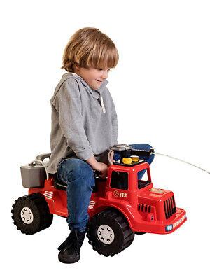 Fahrzeug Kinder Spielzeug  Feuerwehr Auto Kinderfahrzeug Wasserkanone Draußen