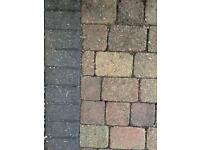Driveway Paving stones bricks