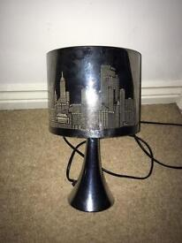New York touch lamp
