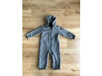 Playtech by Name It Pram Fleece Suit, size 74-80 cm (6-12 months)