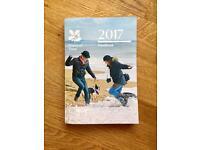 BRAND NEW: National Trust 2017 Handbook / Guide