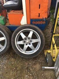 L200 wheels