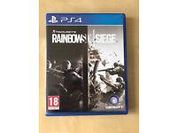 Tom Clancy's Rainbow Six Siege, Fallout 4