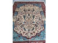 Authentic Afghan Rug - Hand Made with 100% Wool - 198 x 150cm
