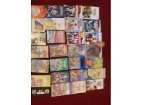 Movies and games CDs