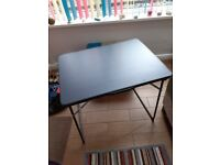 Folding large table