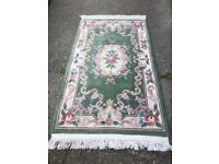 LIKE NEW rug FREE DELIVERY PLYMOUTH AREA