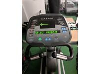 Matrix cross trainer in great condition full working order.
