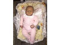 Emily - Realistic baby