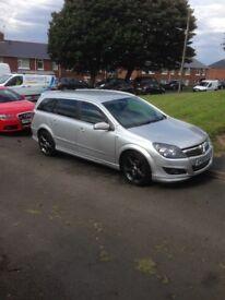 09 Vauxhall Astra cdti 150 X pack