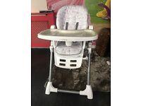 Ladybird high chair