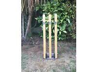 Spring-back Cricket Stumps