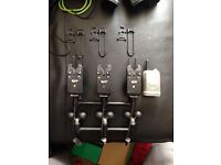 3 delkim txi plus & receiver & cygnet 20/20 bank stick system