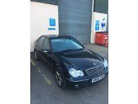 Quick Sale!!!! Mercedes benz C180k petrol avangarde, 99500ml on clock, Full Spec, half leather seats