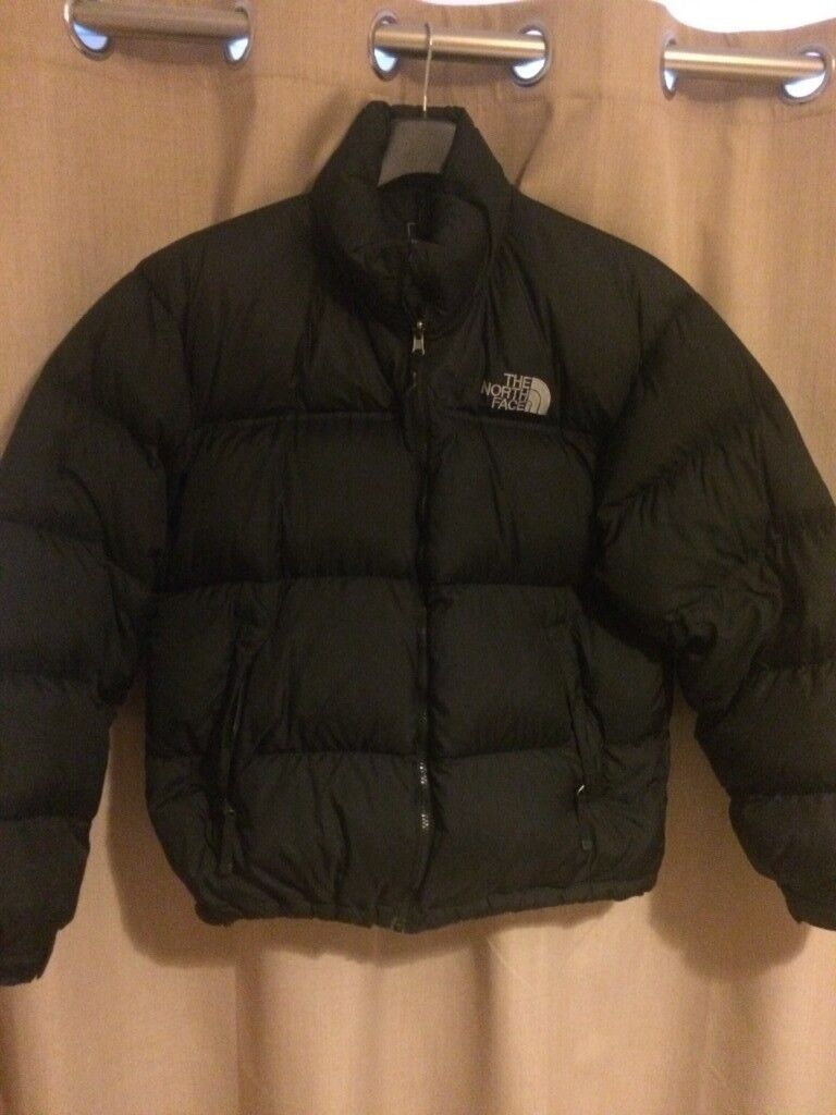 0571a5d37fe The North Face mens Nuptse 700 goose-down jacket. Size Large (40-42 inch  chest). £105