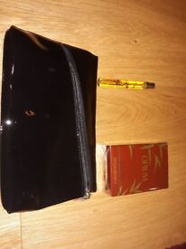 YSL Opium Gift Set 50ml+10ml+Makeup bag