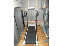 CROSS TRAINER FROM BREMSHEY SPORTS £80 & LARGE RUNNING MACHINE V.G.C...£150 PICK UP FROM WESTCLIFF .