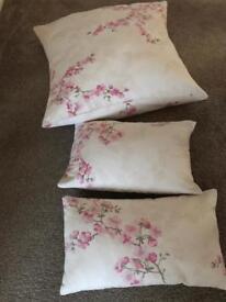 3 Laura Ashley Cushions