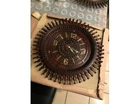 High quality wooden clocks for sale