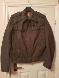 Mens Hugo Boss Orange jacket, medium.
