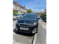 Peugeot, 108, Hatchback, 2015, Manual, 1199 (cc), 5 doors
