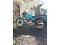 Honda CB125T 1980