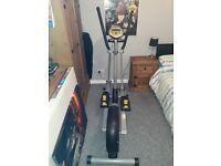 Golds Gym electric Cross Trainer..Excellent condition..Portadown area