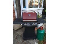 Gas BBQ - nearly new