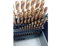 Worksmith 115 HSS Drills