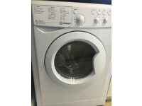 Indesit Washer dryer, less than 1 year, no damage