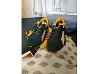 Steel toe cap trainers