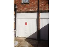 NEWLY AVAILABLE SINGLE GARAGE TO LET IN KETTERING NEAR TOWN (TENANT VACATED AVAILABLE IMMEDIATELY)