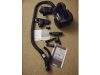 Samsung Vacuum Cleaner SC21F50UG, great suction, filters, dust sensors