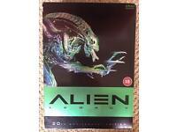 Alien legacy dvd