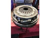 Land Rover TD5 discovery/deffender clutch+flywheel